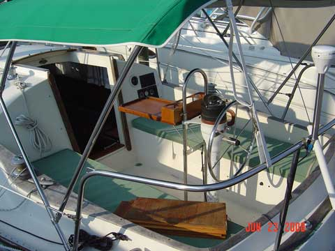 Bristol 27.7 sailboat