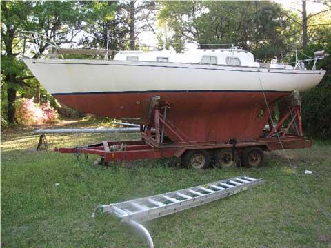 Bristol 29, 1967 sailboat