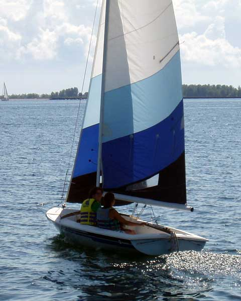Wellcraft Buccaneer Sailboat For Sale