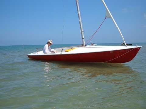 Chrysler Buccaneer, 1973 sailboat