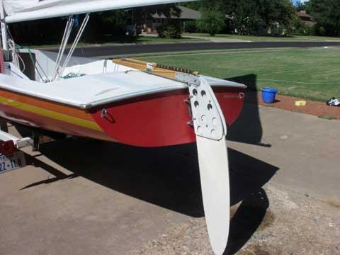 Starwind Buccaneer 18, 1982 sailboat