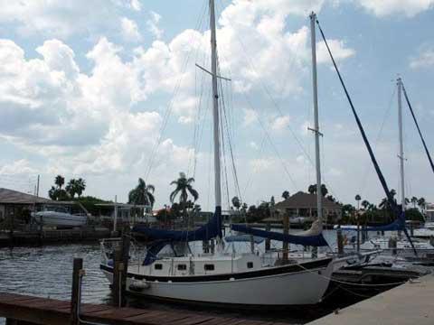 George Bueller sailboat