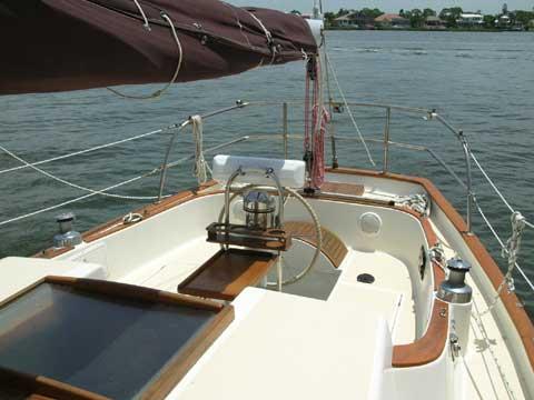 Cabo Rico 38 sailboat