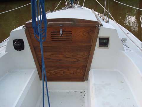 Cal 24 sailboat