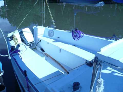 Cal 24-2, 1968 sailboat