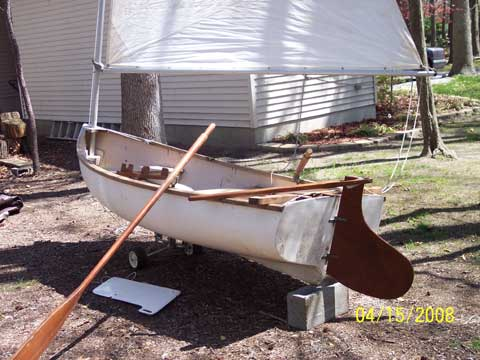 Cape Dory 10 sailboat for sale