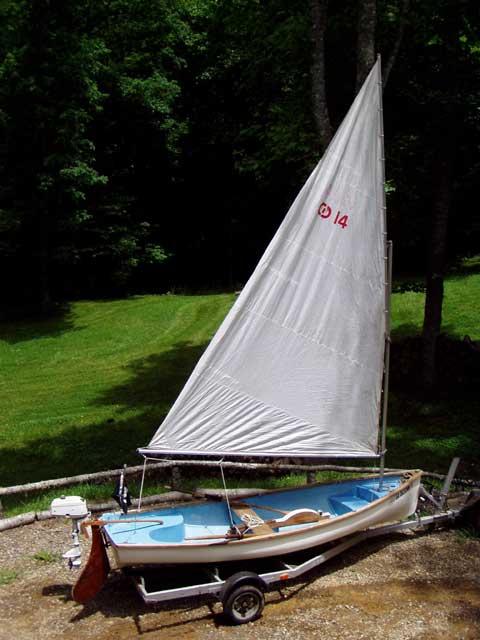Cape Dory 14, 1968 sailboat