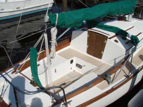 Cape Dory 27 sailboat