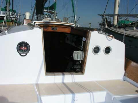 Cape Dory 28, 1980 sailboat