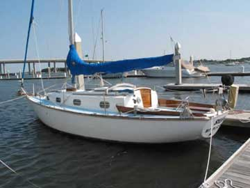 Cape Dory 30 Yacht For Sale