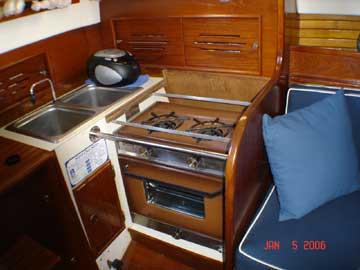 1981 Cape Dory sailboat