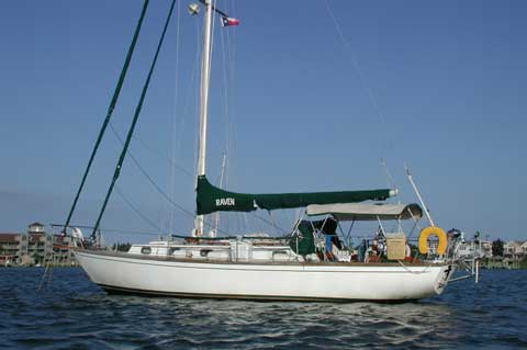 Cape Dory 36, 1984 sailboat