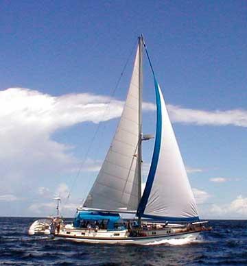 Cape Dory Intrepid 40
