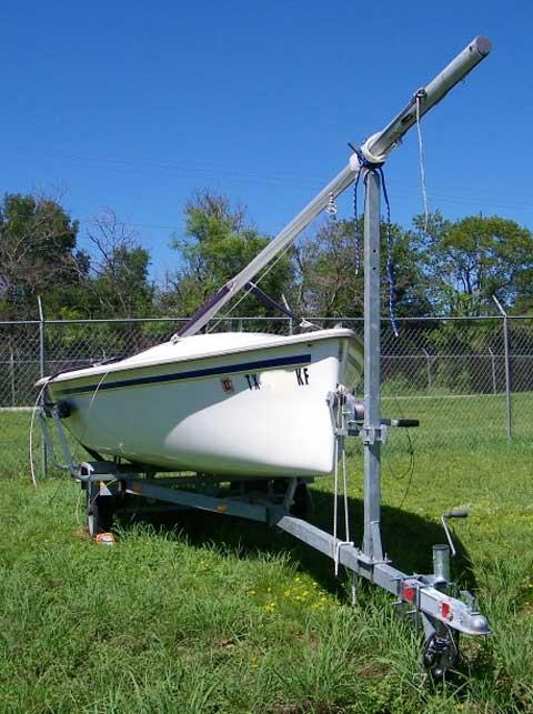 Catalina Capri 16.5, 2005 sailboat