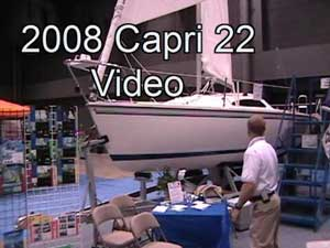 Click for Capri 22 video