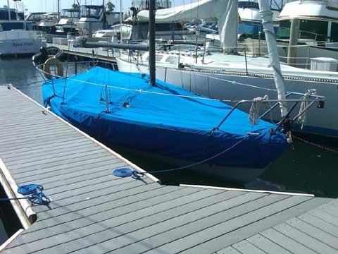 Capri 25 Sailboat For Sale