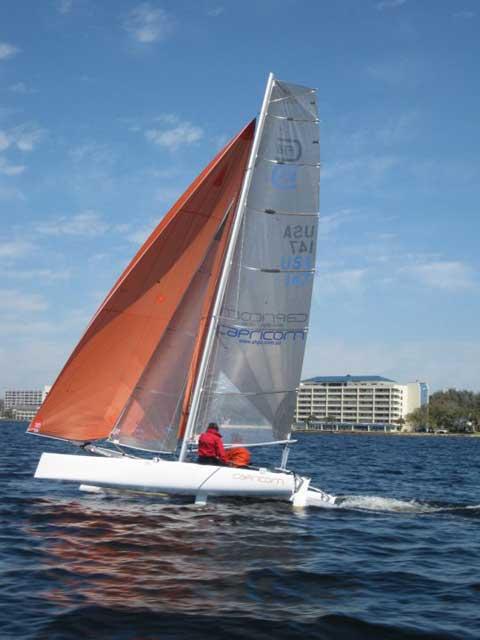 Capricorn F18, 2009 sailboat