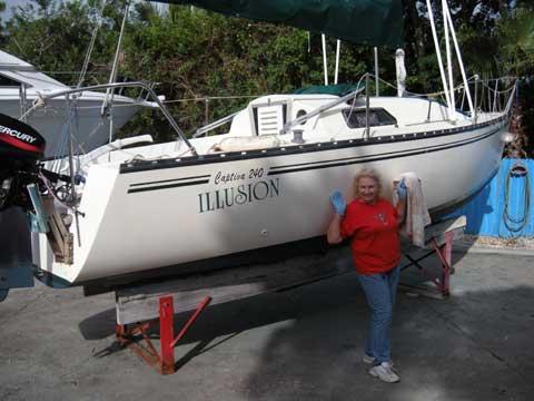 Captiva 24 sailboat