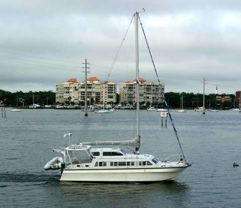 Catalac 34 sailboat