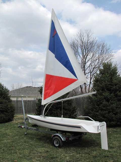 Catalina Expo 12.5, 2005 sailboat