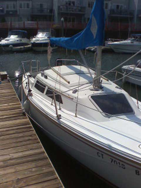 Catalina 22 For Sale >> Catalina 22 sailboat for sale