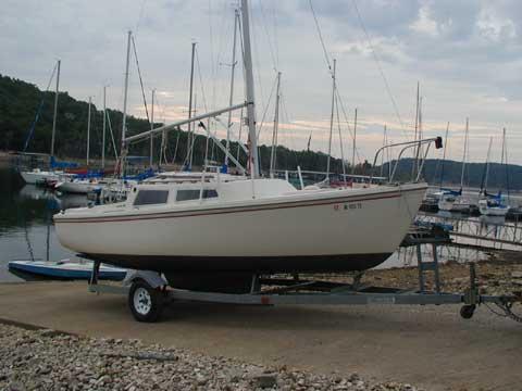 Catalina 22, 1979 sailboat