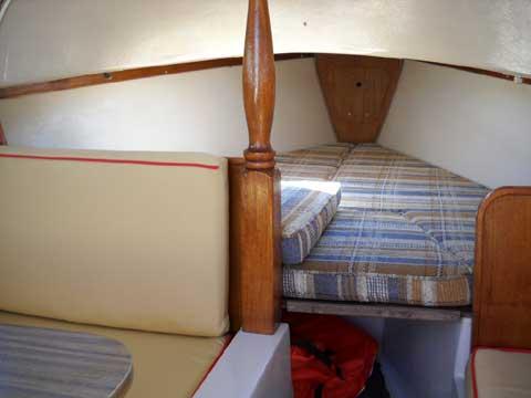 Catalina 22 Swing keel,1985 sailboat