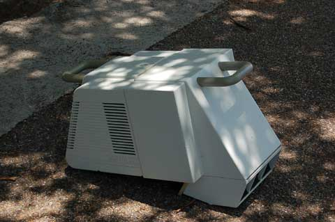 Boat Air-Conditioner - Bill Dietrich's home