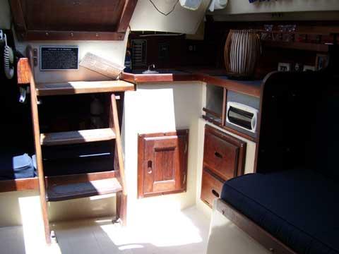 Catalina 25 sailboat