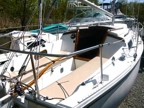 Catalina 25, 1981 sailboat