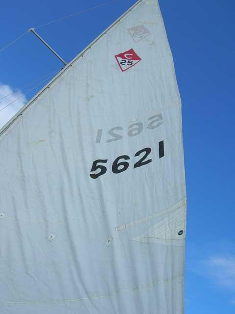 Catalina 25, 1987 sailboat