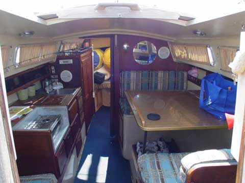 Cheap Oil Change >> Catalina 27 sailboat for sale
