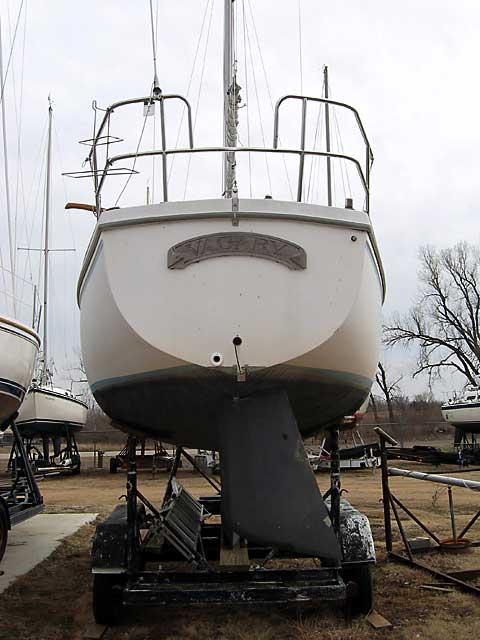 Catalina 27, 1977 sailboat