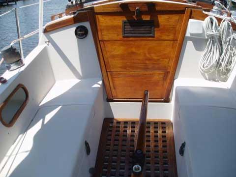 Catalina 27, 1983 sailboat