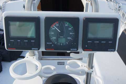 Catalina 28, Mk II, 1995 sailboat