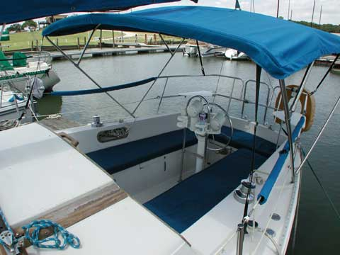 Catalina 30 1981 Lake Lewisville Texas Sailboat For Sale