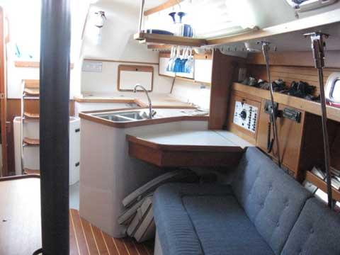 Catalina 320 sailboat