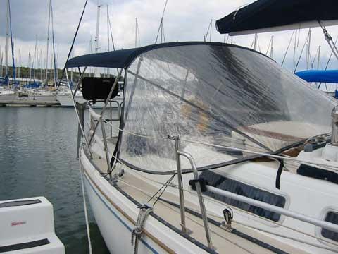 Catalina 36 sailboat