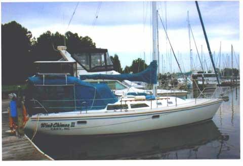 Catalina 36 Sloop, 1993 sailboat
