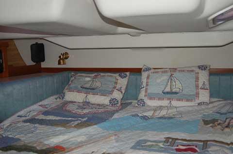 Catalina 400 sailboat