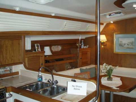 Catalina 470 sailboat