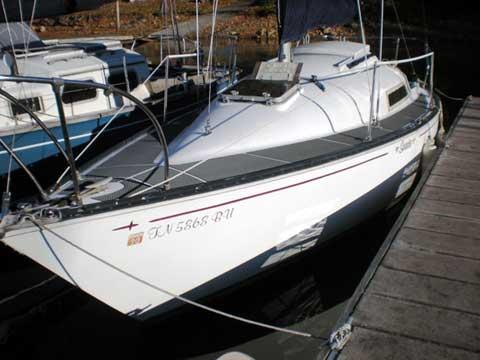 C and C Yacht, 25', 1974 sailboat