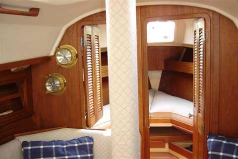 C&C, 30, 1988 sailboat