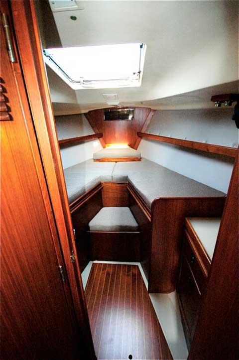 C Amp C 40 Kbc Yacht Sailboat For Sale