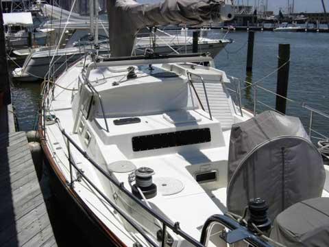 C&C 48 sailboat