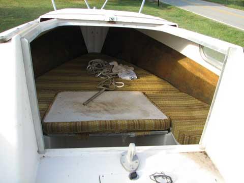 Chrysler 20 sailboat