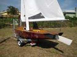 Classic Moth, 1997 sailboat