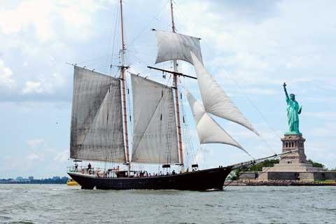 Clipper City 158 sailboat