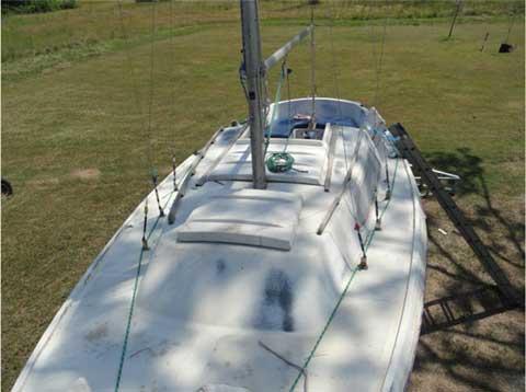 Columbia 22, 1969 sailboat