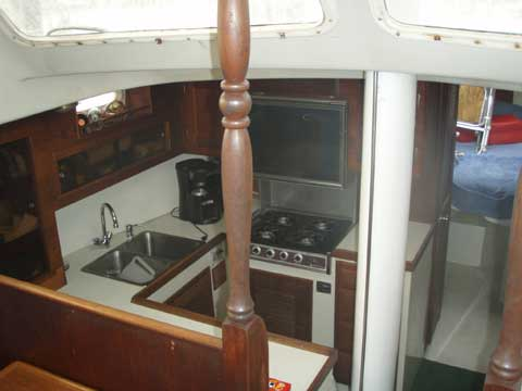 Columbia 45 1973 Seabrook Texas Sailboat For Sale